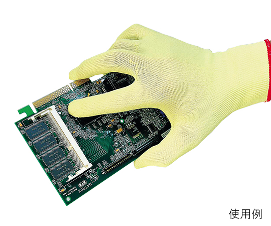 耐切創手袋 (ケブラー(R)SD手袋) M HG-15 M