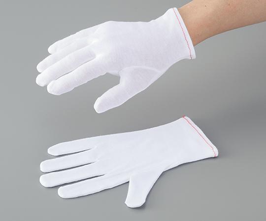 アズツール綿スムス手袋 (マチ無) L 1袋(12双入)