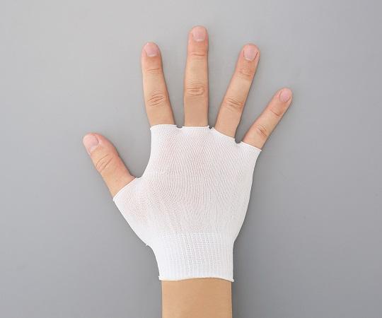 アズピュアインナー手袋(オールカットタイプ) 10双入
