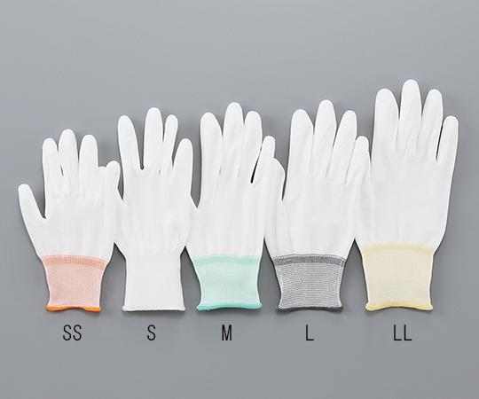アズピュアPUクール手袋(ハイグリップタイプ) LL 10双入