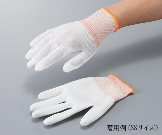 アズピュアPUクール手袋(ハイグリップタイプ) M 10双入