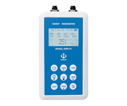 ハンディデジタルマノメーター 0~1MPa DMH-01-1MP