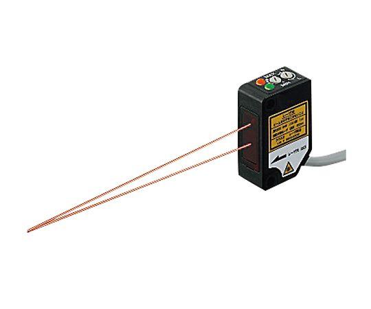 小型レーザーセンサー(アンプ内蔵) CX-L421
