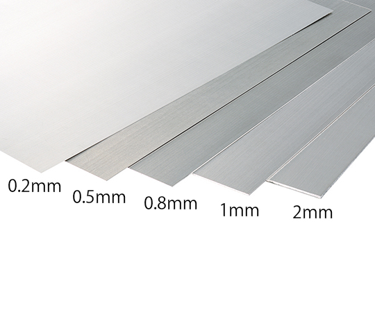 マグネシウム板材(圧延材) 厚さ0.8mm 150×300mm