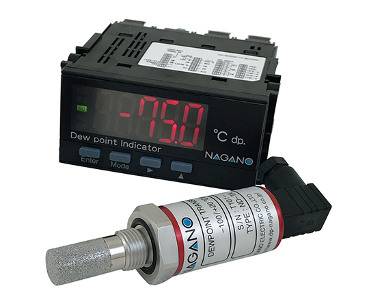 静電容量式露点計 標準タイプ ND-TA