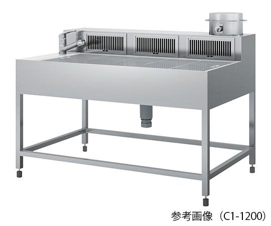 プル式切出テーブル 600×750×800/960mm C1-600