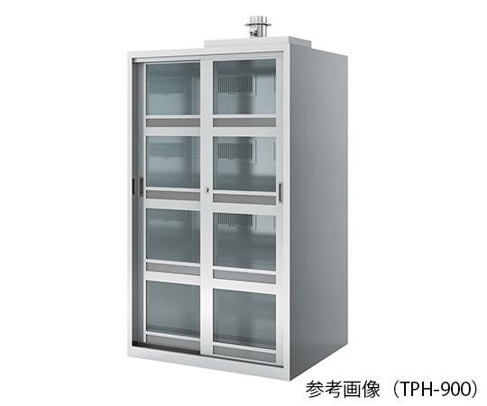プル式保管棚 (引違い) 1200×750×1800mm TPH-1200