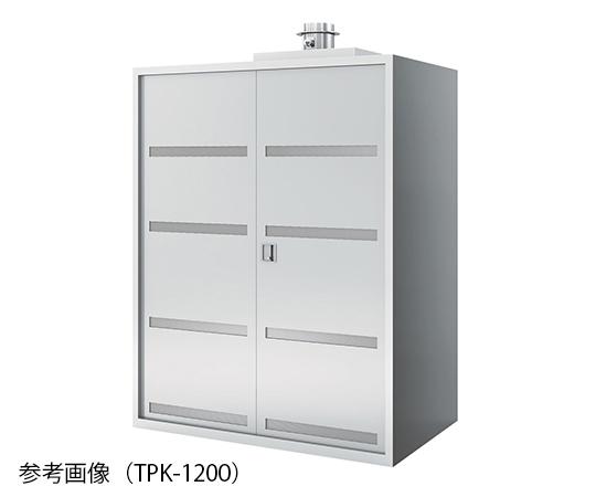 プル式保管棚 (観音開き) 900×750×1800mm TPK-900