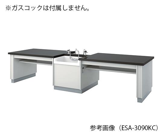 生徒用実験台 3600×900×800 mm ESA-3690KC