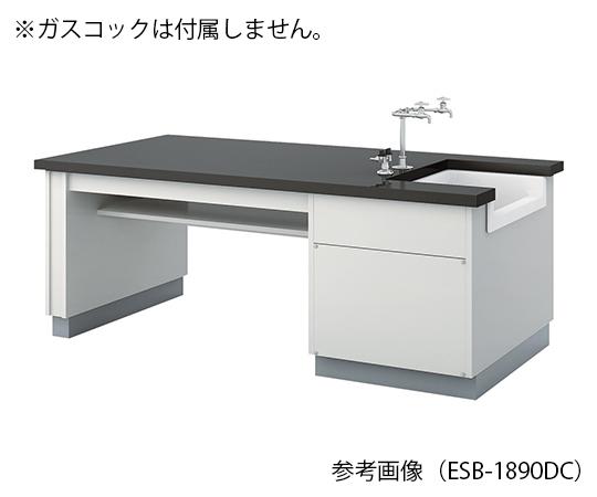 生徒用実験台 1800×900×700 mm ESB-1890DCL