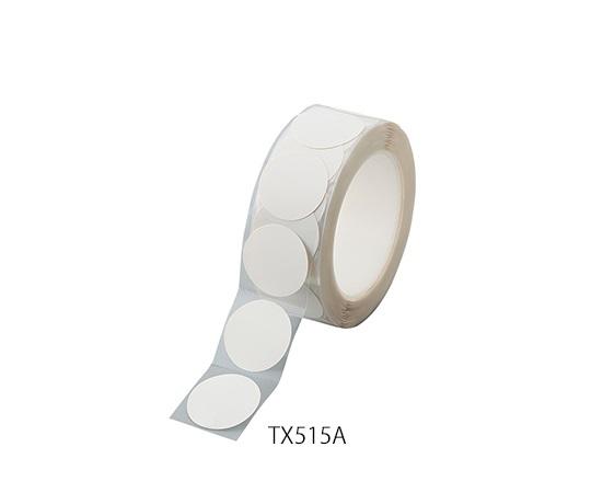 [取扱停止]オートクレーブ対応ラベル Φ38mm TX515A