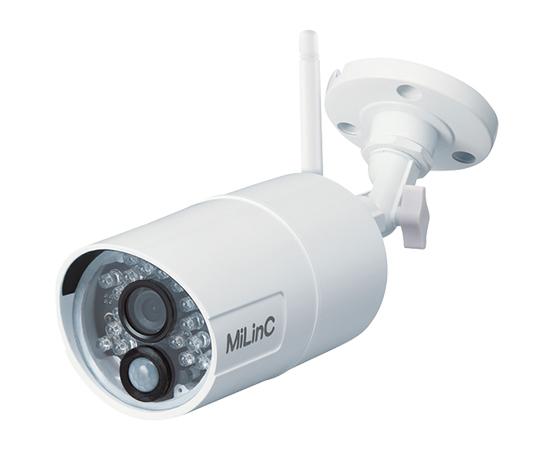 ワイヤレスセキュリティカメラ増設用屋外カメラ LCS-301HD