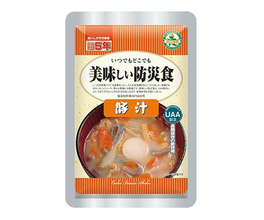 美味しい防災食 豚汁