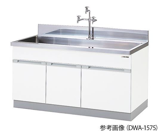 流し台 ステンレス(SUS304) 600×600×800/930mm DWA-660
