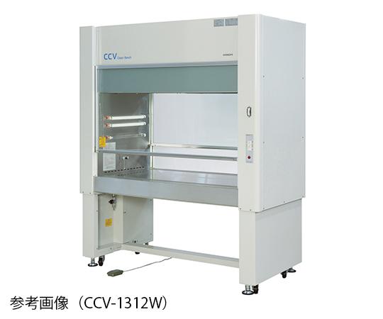 バイオクリーンベンチ (両面型) 1900×815×1940mm CCV-1612W