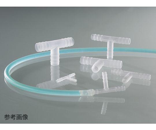 PVDFチューブコネクター(T型) 10個入 8711-0010