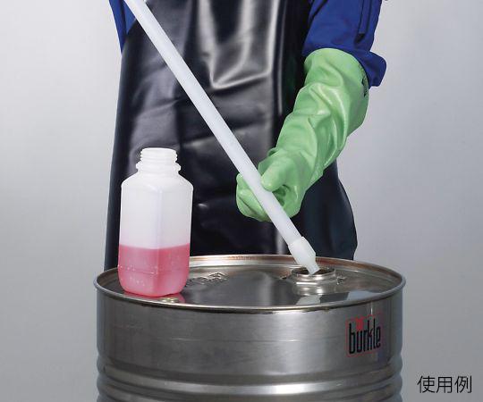液体サンプラー(低粘度用) PP(ポリプロピレン) 500mL  5330-1200