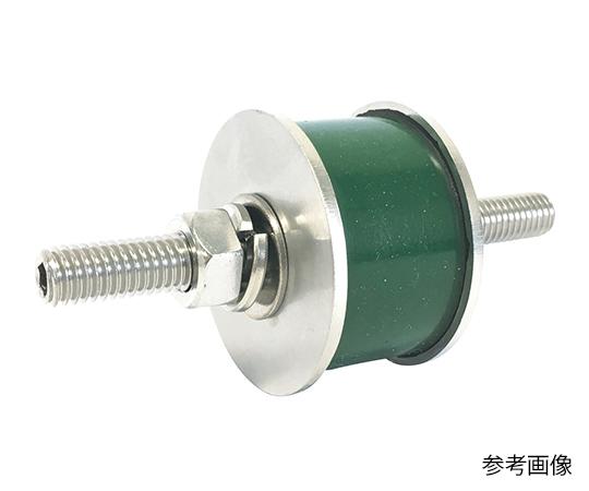 防振材 ノンブレン 90×90×132 ネジ径M12 NV1S-90A-s70