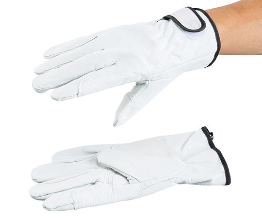 アズツール豚面ファスナー式手袋 (クレスト) AT-LG01-P