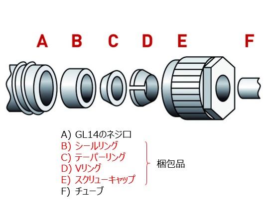 スクリュージョイント D  628-74
