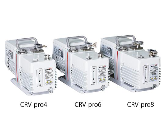 ロータリー真空ポンプ CRV-pro4
