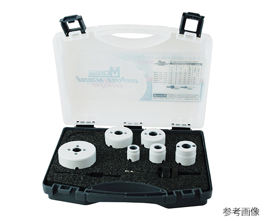 アドバンスト・エッジ・バイメタル・ホールソー Morse® 電気工キット MK0600L