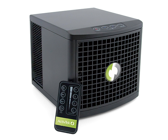 Air Purifier ActivTek 165 x 178 x 172mm and others