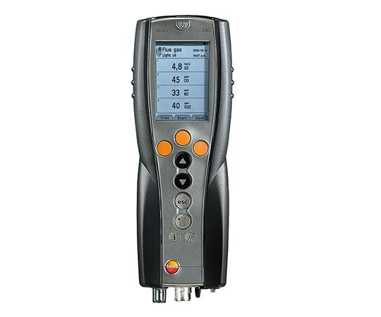 燃焼排ガス分析計 レンタル10日 testo340
