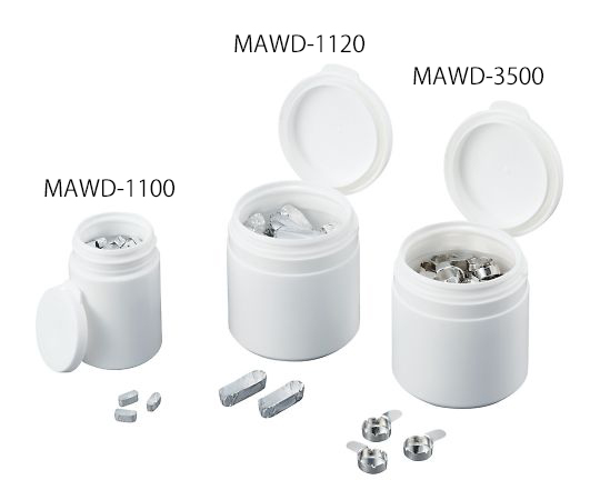 Micro Aluminum Plate 0.04mL 250 Pieces and others