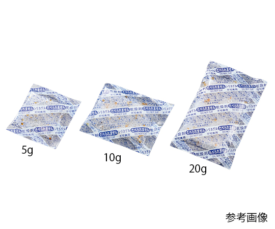 Silica Gel (Drying Agent) 5g 500 Pieces and others