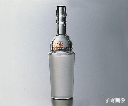 排気管直管(先端ゴム止め付) 普通摺合  1690-03-1