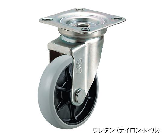 自在キャスター(プレート型・重量物用) GUJ-150