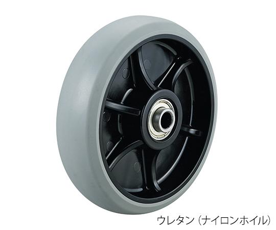 固定キャスター(プレート型・重量物用) GUK-100
