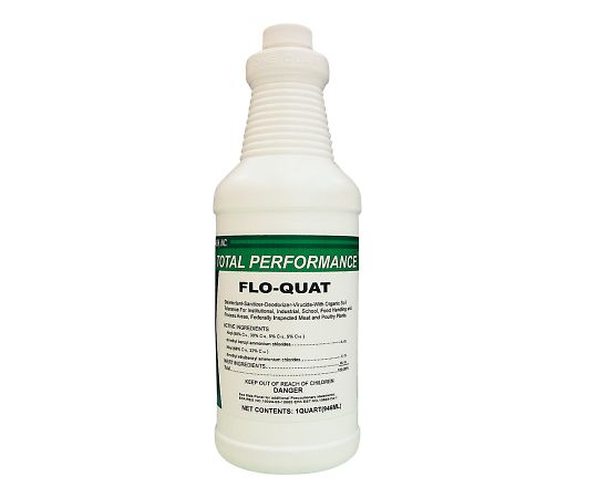 EPA認証除菌剤配合消臭剤 フロクワット 946mL