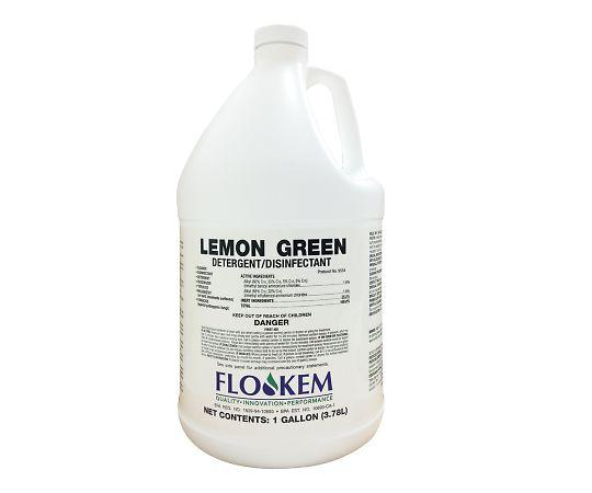 EPA認証除菌洗浄剤 レモングリーンDD 3.78L