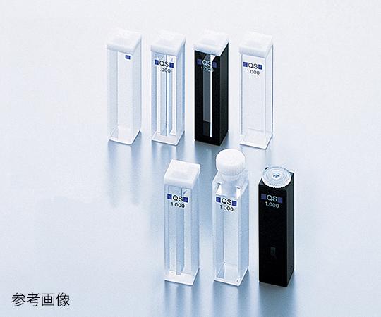 ヘルマ(R)石英セル 蛍光用セミマイクロ 108-F-10-40