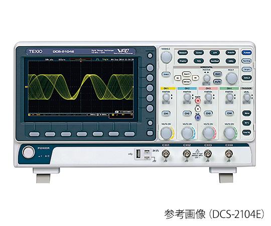 デジタルストレージオシロスコープ  DCS-2072E