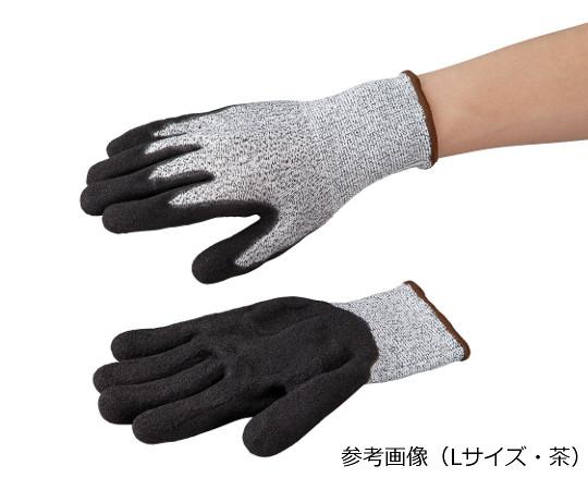 アズツール耐切創サンディコート手袋(レベル3) LLサイズ 1双