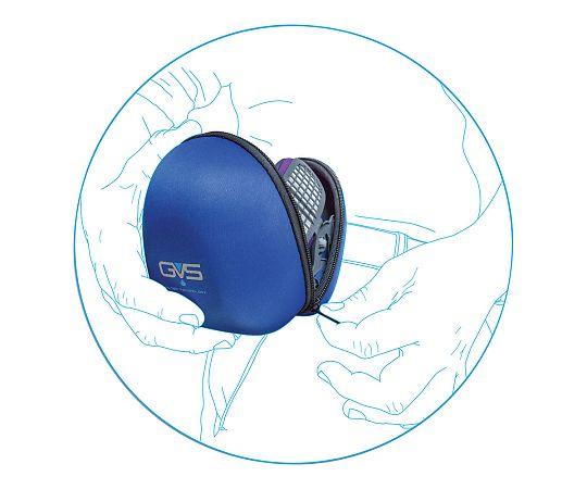 Dust Mask (P 100/RL3) Ellipses (R) Carry Bag SPM001CIEA