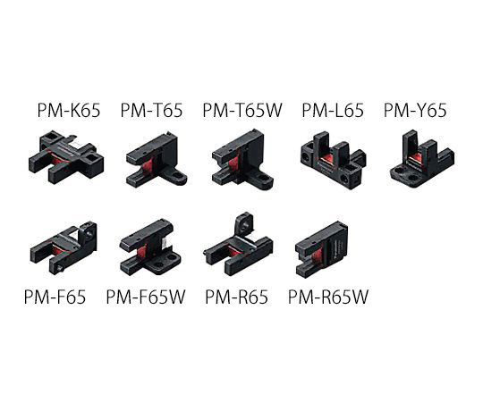 Micro Photo Sensor (Compact, Built-In Connector Type) and others
