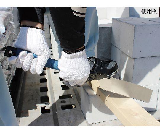 プロ用綿混軍手(職印) 12双入  202437