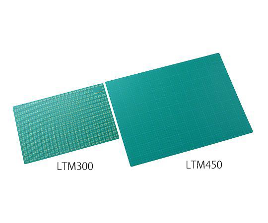 カッティングマット(軟質PVC製) 300×450mm LTM300