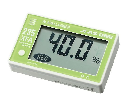 Temperature And Humidity Alarm Logger (With Buzzer) AS-235XFA