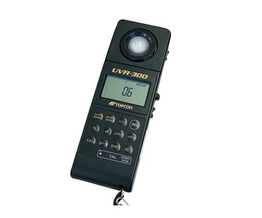 紫外線強度計 校正証明書付 UVR-300 レンタル