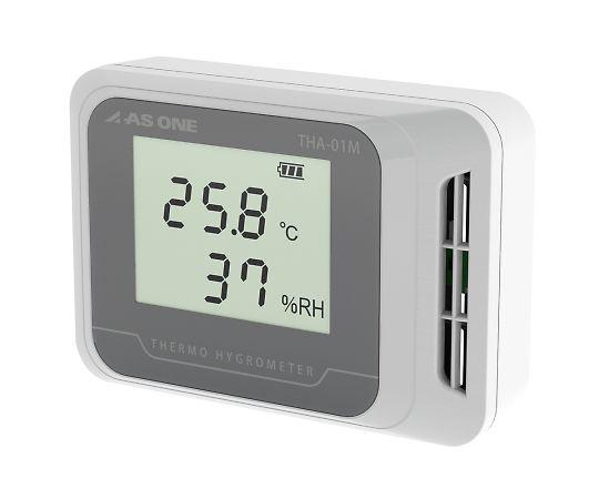 Digital Temperature And Humidity Monitor (Large Monitor) THA-01M