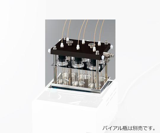 バイアルエバポレーター(連続供給タイプ)VE-6CS専用交換ラック