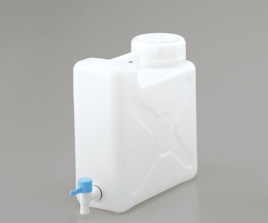 ヘンペイ広口活栓付瓶