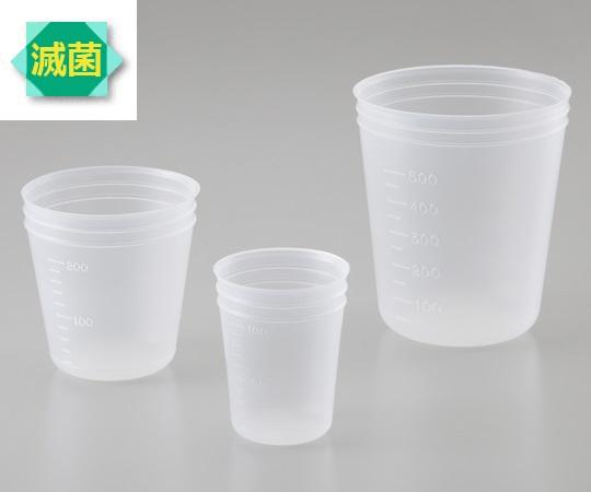ディスポカップ(γ線滅菌済) 200mL V200-ST