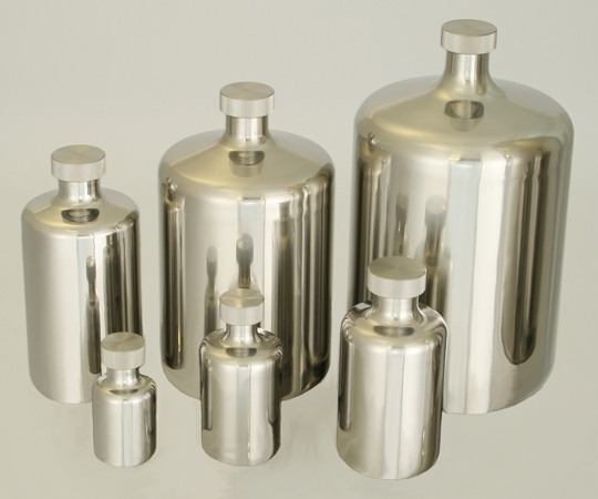 Acid Cleaning Processed Stainless Steel Bottle 0.2L and others