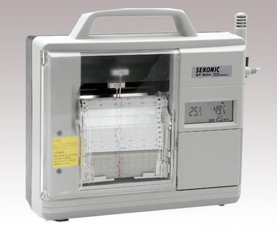 温湿度記録計 HE2A